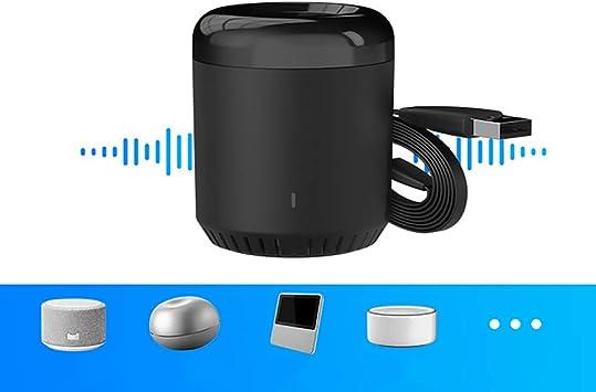 FVAL Smart IR Wi-Fi Home Controlador Remoto Universal, Dispositivos de Control Televisores Aire Acondicionado DVD Soporte iOS Android: Amazon.es: Electrónica
