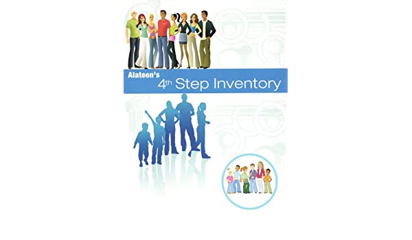 Alateen's 4th Step Inventory: Al-Anon Family Groups: Amazon.com: Books