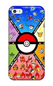 Iphone Cover Case - Pokemon Protective Case Compatibel With Iphone 5/5s
