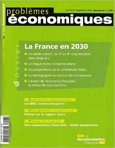 En ligne téléchargement La France en 2030 (N.2953) pdf, epub ebook