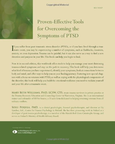 The PTSD Workbook: Simple, Effective Techniques for Overcoming ...
