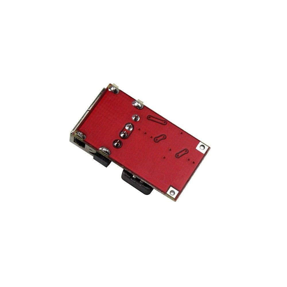 TECNOIOT 2pcs 6-24V 12V to 5V USB Step Down Module DC-DC Converter