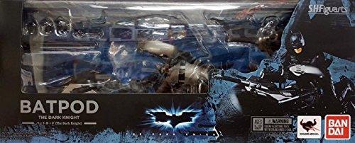 Knight Dark Bat - Tamashii Nations Bandai S.H. Figuarts Bat-Pod The Dark Knight Action Figure