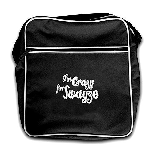 Flight Red Bag Crazy Swayze Dressdown Black For Retro I'm x4wq50XY