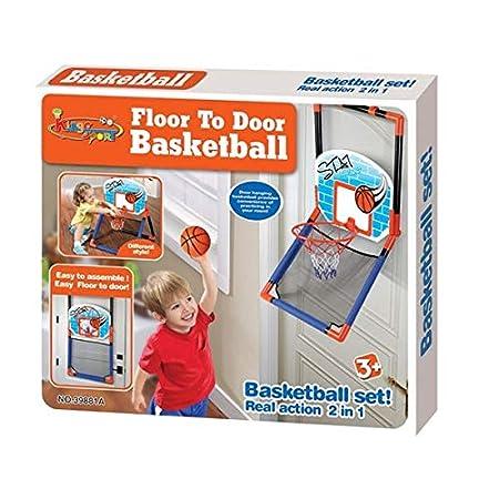 HKTEC Canasta Baloncesto: Amazon.es: Juguetes y juegos