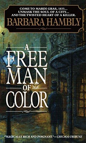 A Free Man of Color (Benjamin January, Book 1)