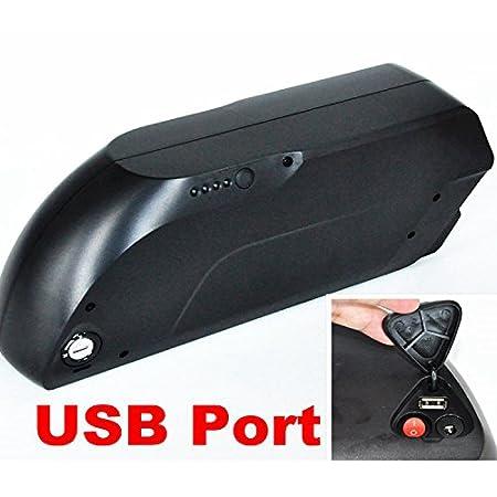 USB Port and Battery Level Light for 1000W Bike Motor