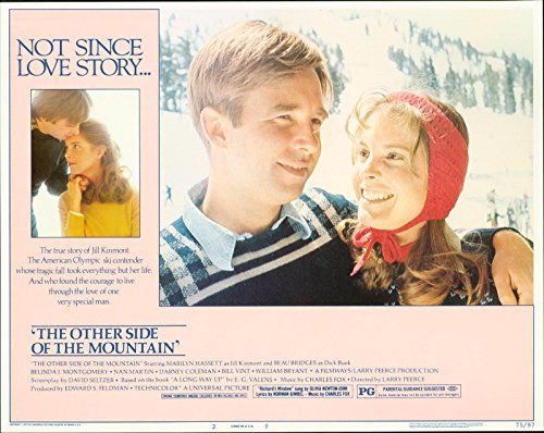 1975 the Other Side of the Mountain LOBBY CARD SET Marilyn Hassett Beau Bridges
