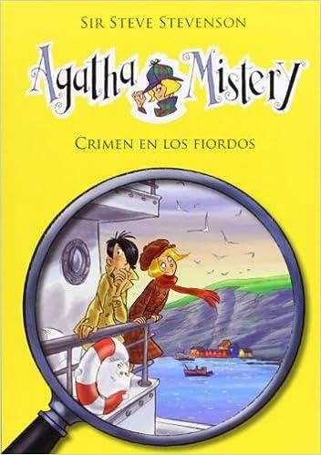 Amazon.com: Agatha Mistery: Crimen en los fiordos # 10 (Spanish Edition) (9788424645557): Steve Stevenson, La Galera, Stefano Turconi: Books