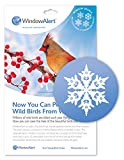WindowAlert Snowflake Anti-Collision Decal
