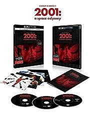 2001: A Space Odyssey (2 Blu-Ray) [Edizione: Regno Unito] [Italia] [Blu-ray]