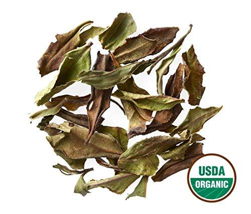 White Peony Tea - Organic - Loose Leaf - Bulk - Non GMO - 91 Servings ()