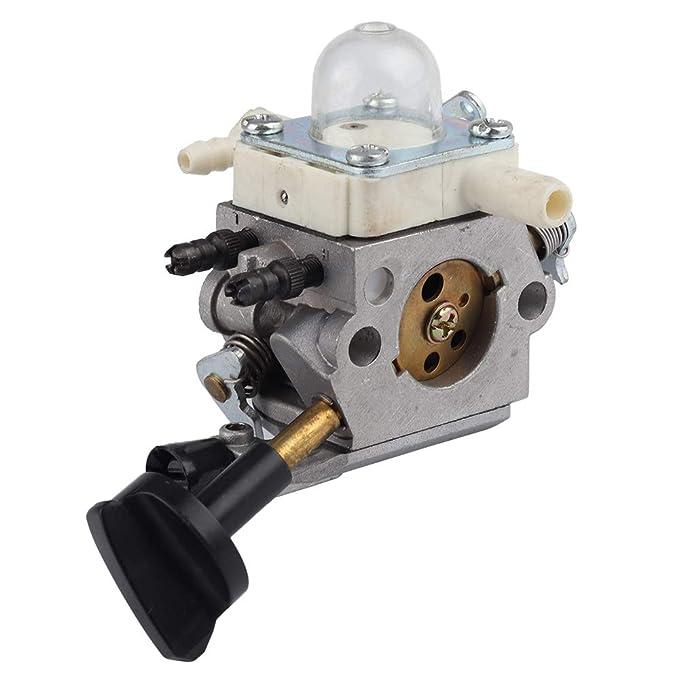 Amazon.com: Anzac BG86 Carburador + filtro de aire de ...