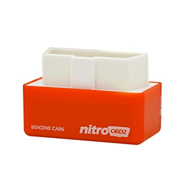 KaariFirefly NITROOBD2/Car chip Tuning Box Plug and Drive performance Engine Fuel gas Saver