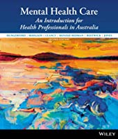 Mental Health Care: An Introduction for Health Professionals in Australia, 2nd Edition Front Cover