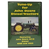 VID3417D New Tune Up Video DVD Made for John Deere Tractor Models 4000 4010 4020
