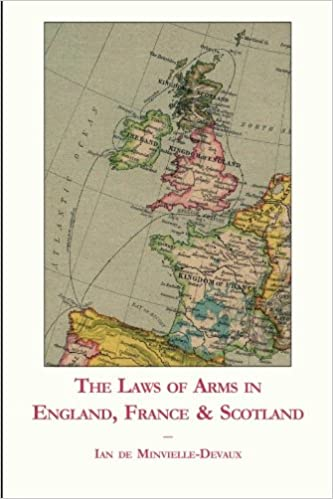Book The Laws of Arms in England, France and Scotland