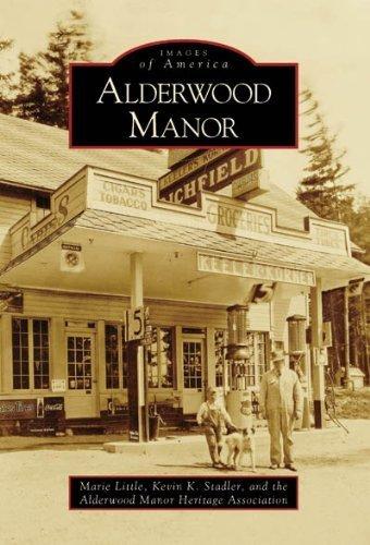 Alderwood Manor (WA) (Images of America) by Marie Little - Alderwood Wa