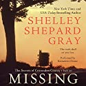 Missing: The Secrets of Crittenden County, Book 1 Audiobook by Shelley Shepard Gray Narrated by Bernadette Dunne Flagler