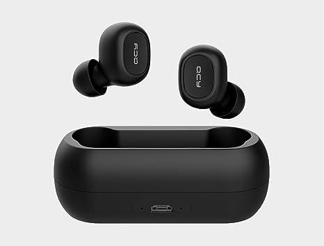HKANG® Vero Auricolare Bluetooth Senza Fili Binaurale 5.0 Auricolari in-Ear  Surround Suono Riduzione 03435fa6e131
