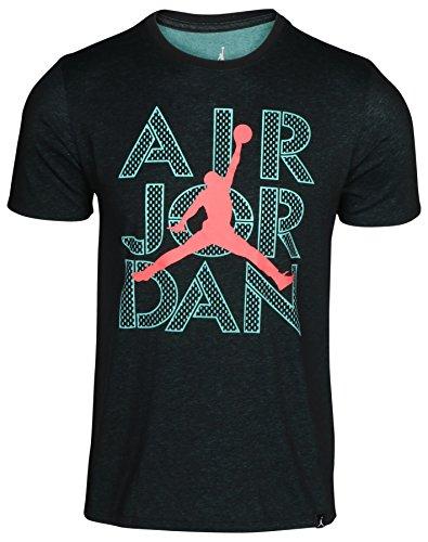 8d0b21b9c61c16 NIKE Jordan Men s Dri-Fit Air Jordan Basketball T-Shirt-Gray-XL - Buy  Online in UAE.