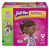 Health & Personal Care : Pull-Ups Huggies Learning Disney's Doc McStuffins Designs Training Pants For Girls 4T - 5T 56 EA