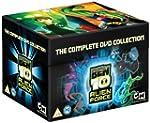 Ben 10 - Alien Force - Complete Box S...