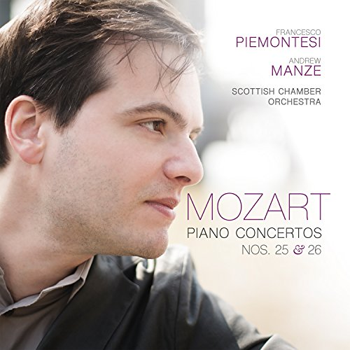 Price comparison product image Wolfgang Amadeus Mozart: Piano Concertos Nos. 25 & 26