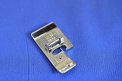 Prensatelas de Sulfilado, Ribeteado (J) para Máquinas de Coser Domésticas Husqvarna Viking: Amazon.es: Hogar