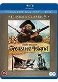 L'Île au trésor / Treasure Island (Blu-Ray & DVD Combo) [ Origine Danoise, Sans Langue Francaise ] (Blu-Ray)