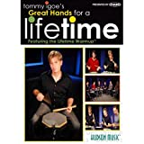 TOMMY IGOE  GREAT HANDS FOR   A LIFETIME  DRUM DVD