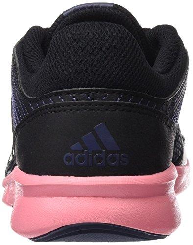 adidas Niraya B33399, Zapatillas Mujer Negro (Negro / Plamet / Suppop)