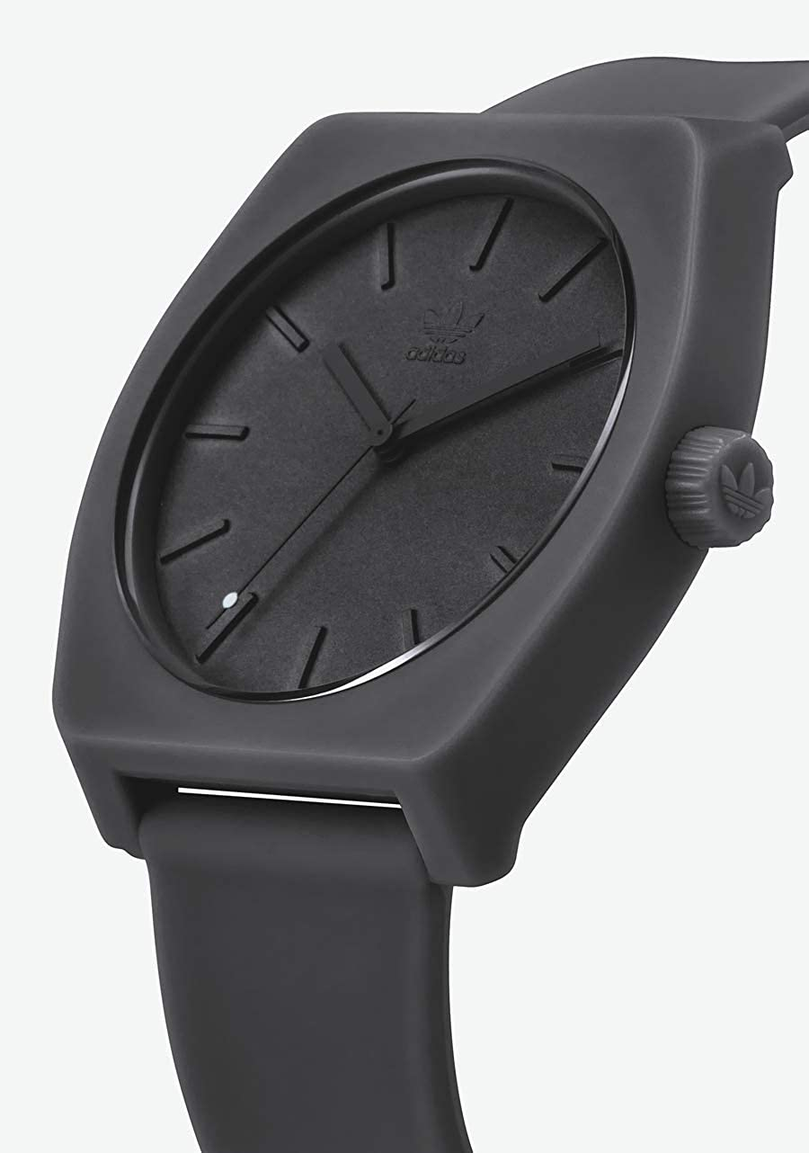 adidas Watches Process_SP1. Silicone Strap, 20mm Width (38 mm). Cinder