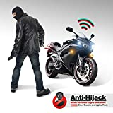 Pyle Watch Dog Motorcycle Bike Vehicle Alarm Anti