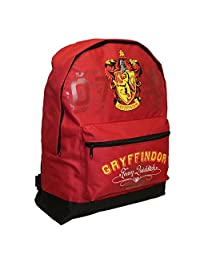 Official Harry Potter Gryffindor Quidditch Team Roxy School Backpack Bag