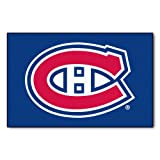 FANMATS NHL Montreal Canadiens Nylon Face Starter Rug