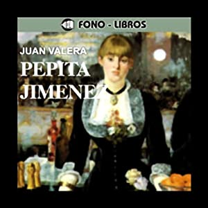 Pepita Jimenez Hörbuch