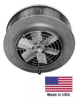 Unit Heater - Steam & Hot Water Commercial - 333,000 Btu - 115V - Vertical Mount