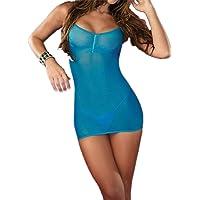 Flydo Mujer Ropa Interiorl,Lencería De Dormir Vestido Interior Mujer Vestidos Clubwear