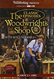 The Woodwright's Shop (Season 2): Roy Underhill's Classic Episodes on Handtools & Woodworking