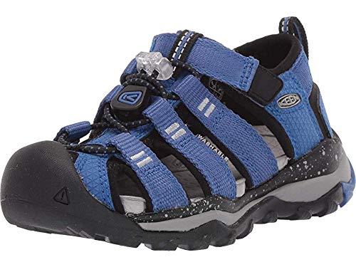Keen Newport Neo H2 Children's Sport Sandal (13 M US Little Kid, Galaxy Blue/Paloma)