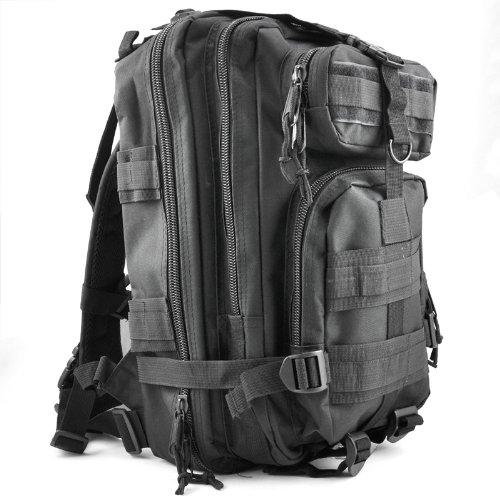 TOOGOO(R)Sac a dos de camping/randonnee souple 30?l Motif militaire SHAGT69740