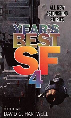 Year's Best SF 4 (Year's Best SF (Science Fiction))