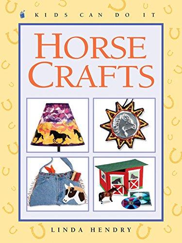 Horse Crafts (Kids Can Do It) ebook