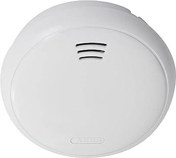 ABUS GRWM30500 Detector fotoeléctrico de reflexión Inalámbrico - Detector de humo (Batería, 3 V, Litio, 33 mm, 99 mm, 98 g): Amazon.es: Bricolaje y ...