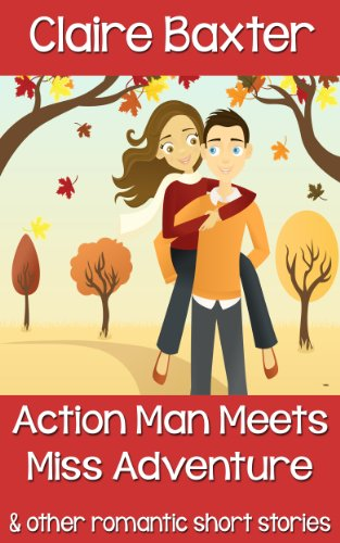 book cover of Action Man Meets Miss Adventure