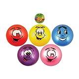 Set Of 10 Large Fruity Smelly Scented Kids Fruit Balls