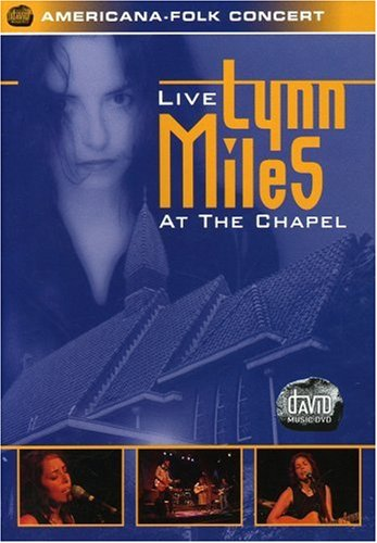 Live at the Chapel [DVD] [Import] B000WCBUKA