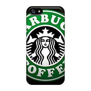 Durable Starbucks Back Case/cover For Iphone 5/5s