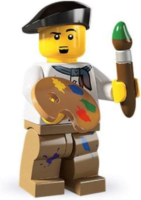 LEGO Series 4 Collectible Minifigure Painter Artist